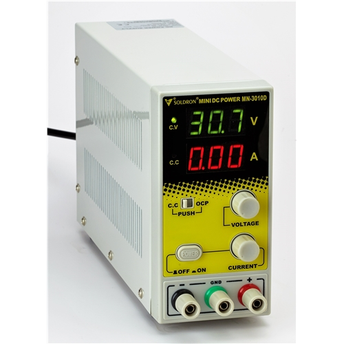 Soldron Mini DC Power Supply 30V/10A