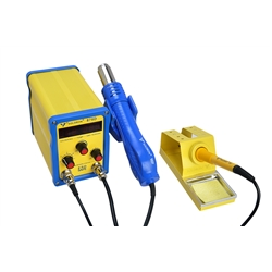 Soldron 878D 2-in-1 Hot Air and Soldering Station