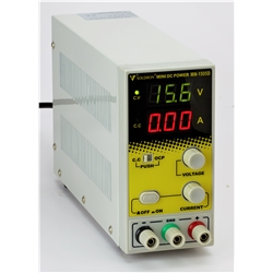Soldron Mini DC Power Supply 15V/5A
