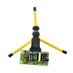 Soldron tripod PCB Holder