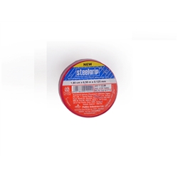 STEELGRIP INSULATION TAPE PVC - RED