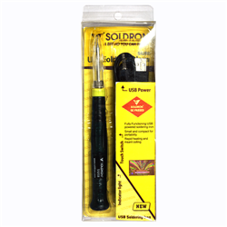Soldron 8Watts USB Soldering Iron